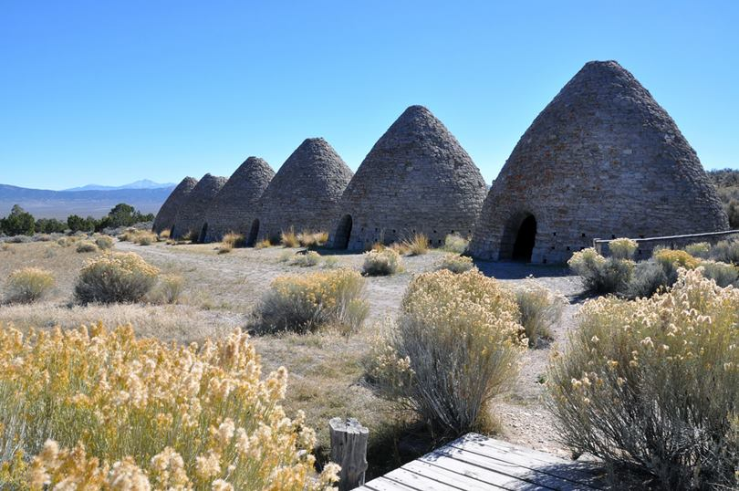 ward charcoal ovens, ward charcoal ovens state historic park, charcoal ovens nevada, willow creek campground nv, ward charcoal ovens nevada, charcoal ovens, charcoal kilns nevada, charcoal oven,