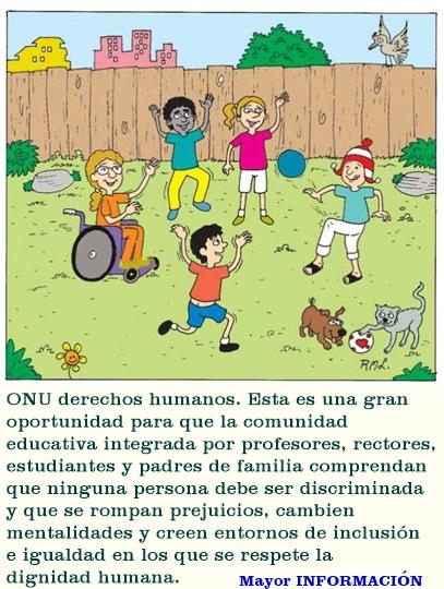 ONU y UNFPA preocupadas por discriminación y vulneración de derechos humanos de niños, niñas y adol