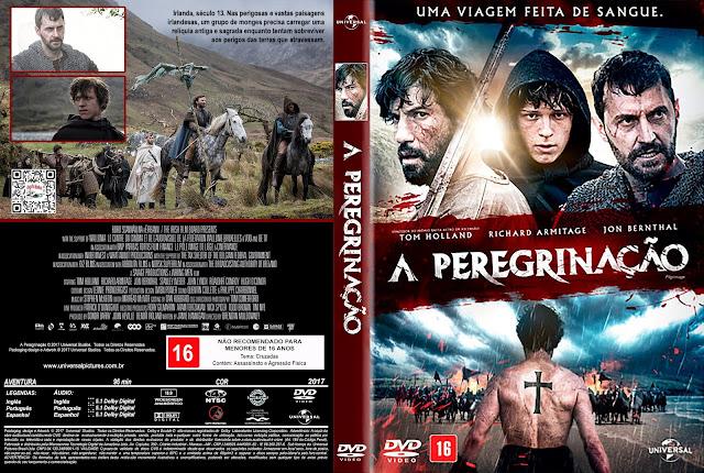 Capa DVD A Peregrinação [Exclusiva]