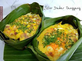 Ide Resep Masak Telur Dadar Panggang