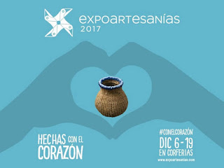 FERIA EXPOARTESANIAS 2017 Promoción