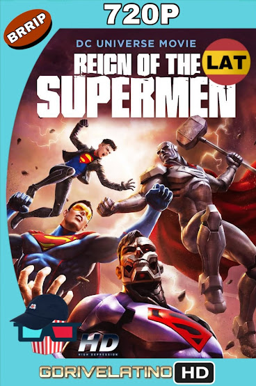 Reino De Los Supermanes (2019) BRrip 720p Latino-Ingles mkv