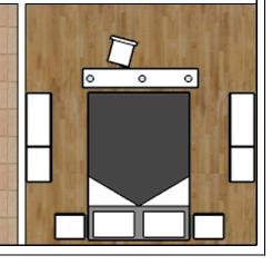 plano dormitorio