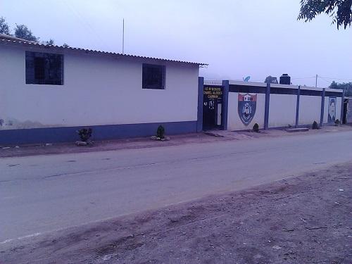 Colegio 80689 DANIEL ALCIDES CARRION - Pampas de Jaguey