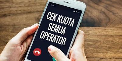 Begini Cara Mengecek Kuota Internet Simpati, Indosat, Xl Dan Tri Dengan Benar dan Cepat