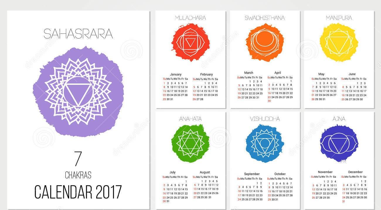 tipos de calendarios