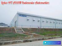 Lowongan Kerja PT Aisin Indonesia Automotive 2020