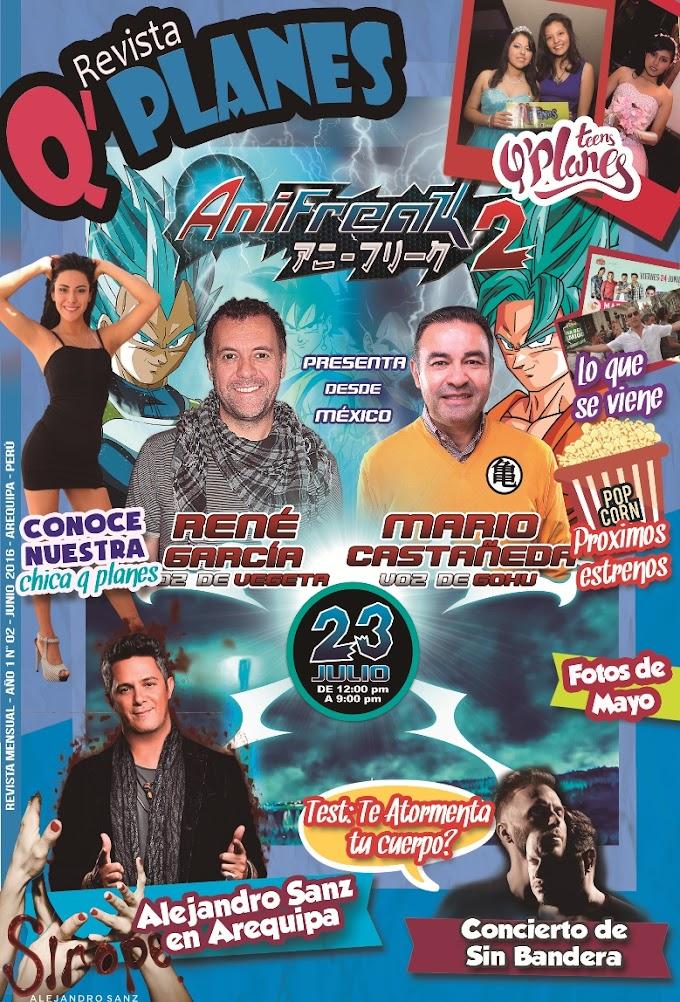 Revista Q planes N° 02 - Edición Junio