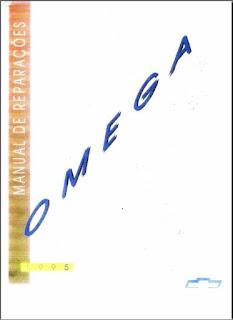 Manual de reparações Chevrolet Omega 95