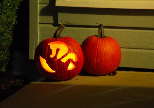 Baby Pumpkin- Halloween