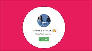 friend ship whatsapp group link
