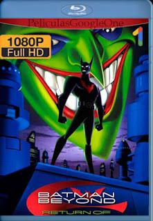 Batman Del Futuro: El Regreso Del Joker [1080p BRrip] [Latino-Inglés] [LaPipiotaHD]