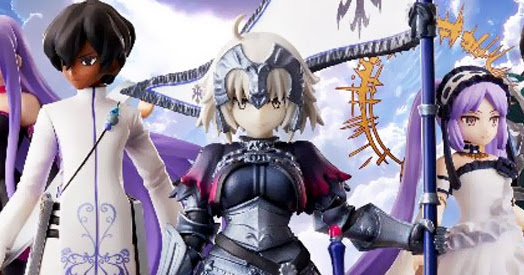 FATE/GRAND ORDER Duel Collection Series 3 Coming