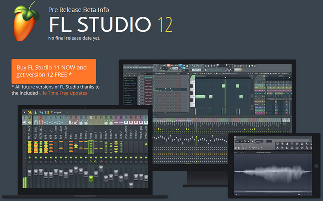 FL Studio 12 Producer Edition by Image-Line Free Download Full Software for Windows | KeydiaSoft ...