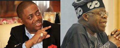 Image result for FFK Stands By My Words On Tinubu- FFK