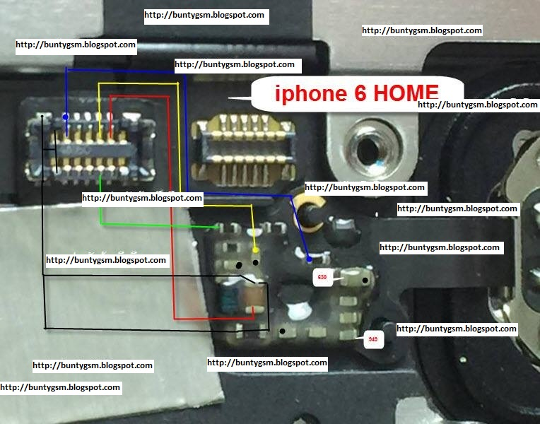 iphone 6 plus touch id issue after water damage ipad rehab. Black Bedroom Furniture Sets. Home Design Ideas