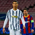Ronaldo Defends Messi In His Post-Match Interview And It Speaks Volumes Of The Man