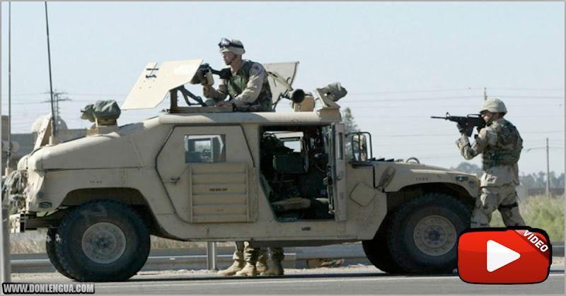 GRAVE | Centro de operaciones de Irán está siendo instalado en Cabo San Román