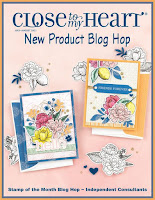 CTMH New Product Blog Hop - cover July–August 2021 Catalog