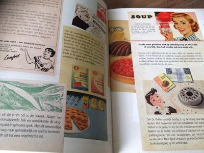 Pagina's uit het boek Toen was koken heel gewoon