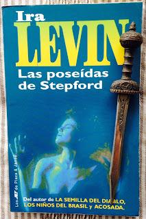 Portada del libro Las poseídas de Stepford, de Ira Levin