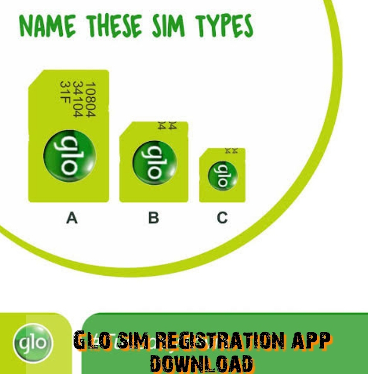 Glo sim registration app download image