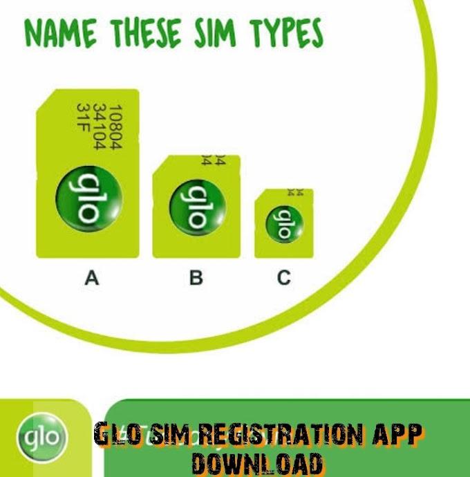 Glo sim registration app download