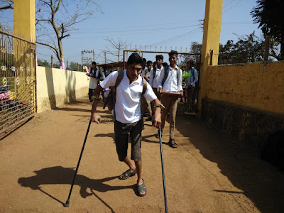 inclusive education cp student