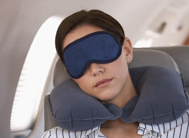 Mascherina viaggio aereo