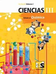 Ciencias III Énfasis en Química Volumen I Libro para el Alumno Tercer grado 2018-2019 Telesecundaria