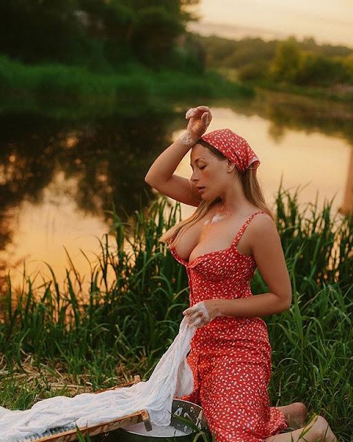 Olga Kobzar Photos