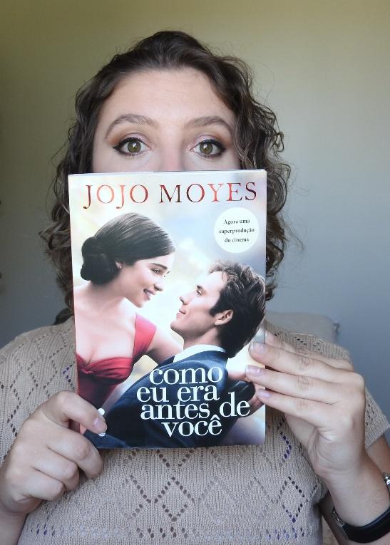 Falando sobre o livro de Jojo Moyes - como eu era antes de você