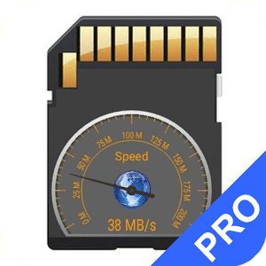 SD Card Test Pro 1.2.0 (Paid) APK