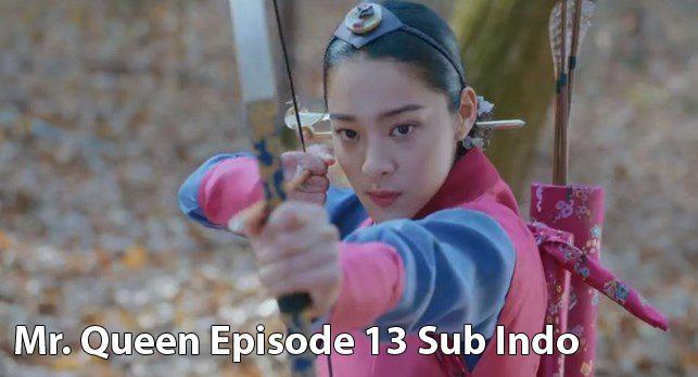 mr queen episode 13 sub indo