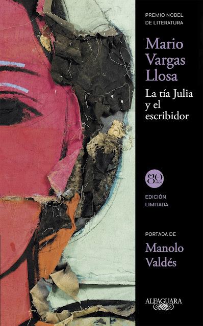 La tía Julia y el escribidor, de Mario Vargas Llosa
