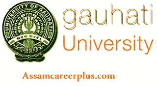 GU Re-evaluation process online Guwahati University