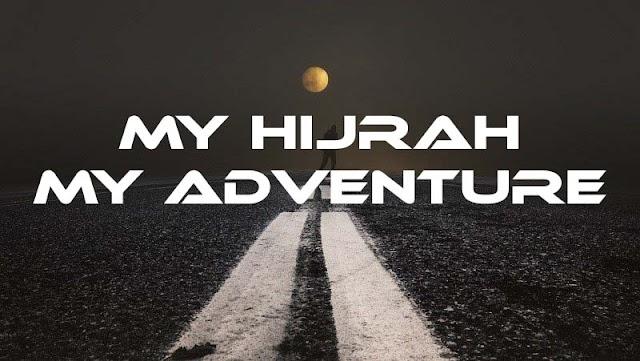 Hijrah Setengah Matang
