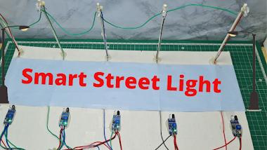 Smart Street Light Using Arduino
