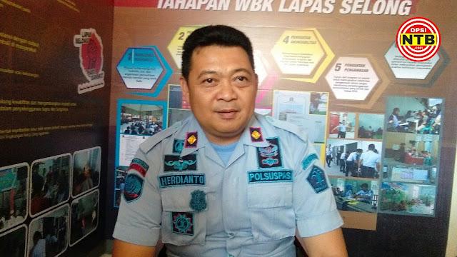 Over Kapasitas, Lapas Selong Tak Kuat Menampung 'Dosa'