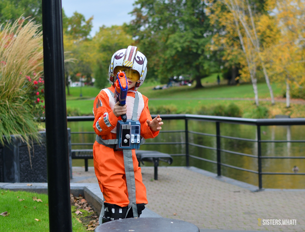Poe dameron Star Wars Kid costume
