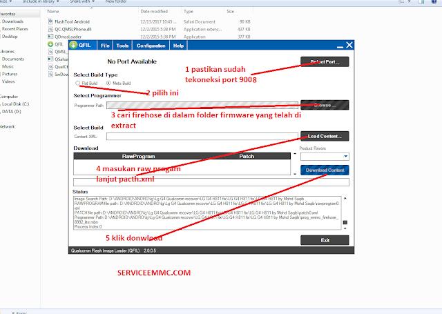 Firmware hisense F31 Fix hardbrick mode 9008