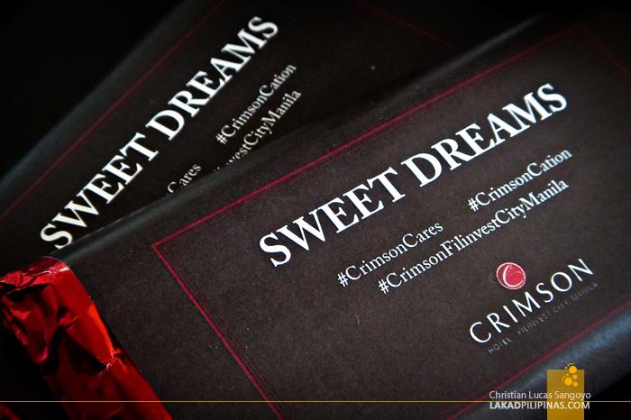 Crimson Hotel Alabang Chocolate