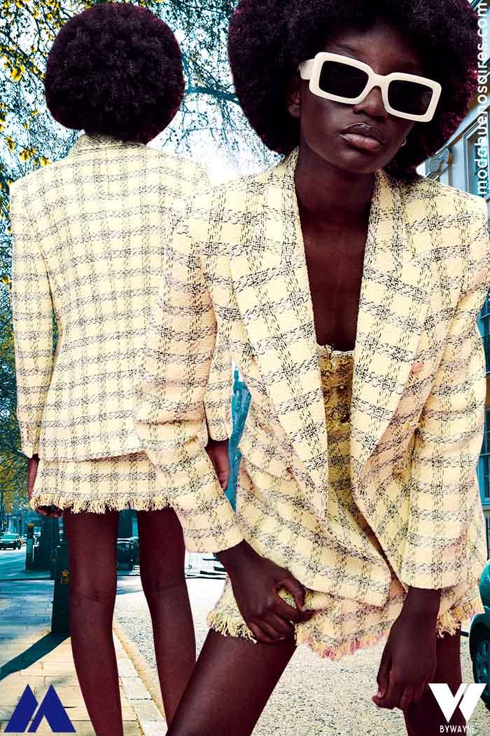 trajes de mujer moda verano 2022