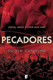 Pecadores   Sinners on tour #1   Olivia Cunning