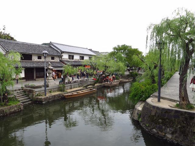 Kurashiki Bikan Historical District near Okayama. Tokyo Consult. TokyoConsult.