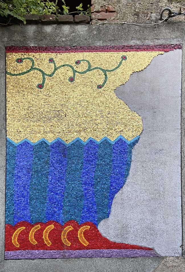 Luoghi colorati del Piemonte