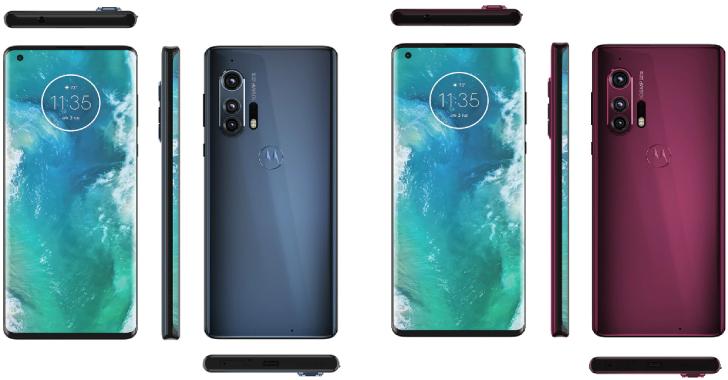 Motorola Edge & Edge+ Featuring 108MP Camera Launching Soon In India