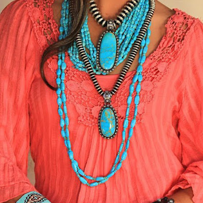 Shop Nile Corp necklace displays for your standout Coachella necklaces