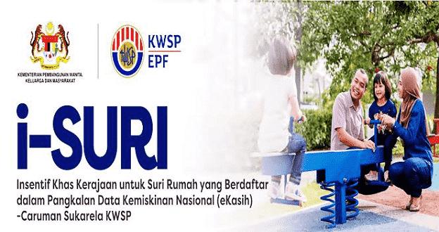 info mengenai iSuri KWSP