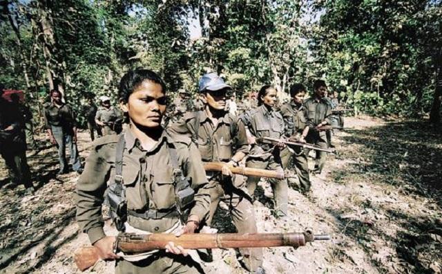 The terror of  Maoist (Naxalbari) women